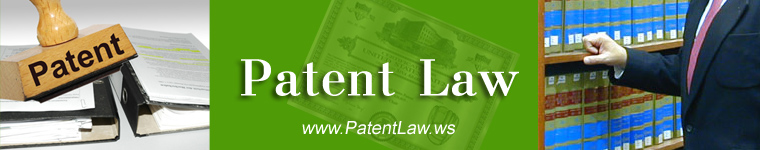 Find resources and reviews about patent law, intellectual property law and patents